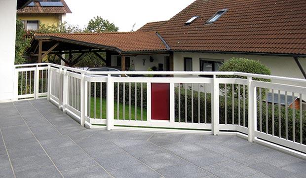 Balkonmontage Durch Die Reitmaier Balkone
