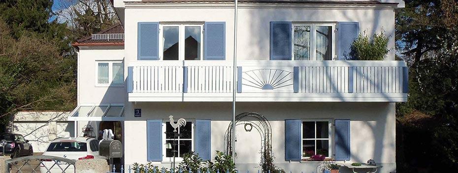 Balkone Reitmaier Balkon Und Balkongeländer Aus Aluminium Alu
