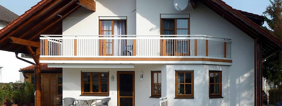 balkon aus aluminium kosten tolle alu balkone. Black Bedroom Furniture Sets. Home Design Ideas